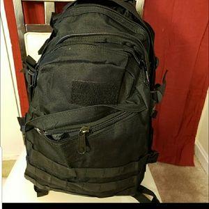 Handbags - Military Backpack, school, travel, and hiking